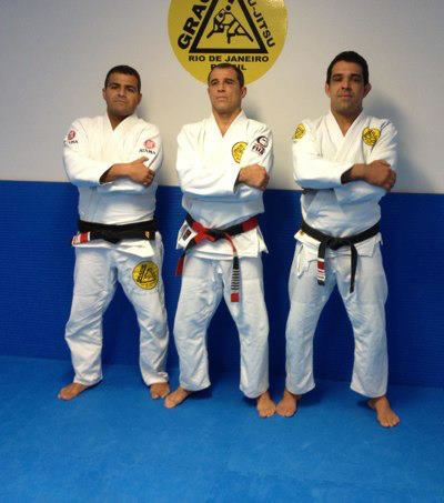 brazilian Jiu-Jitsu self defence