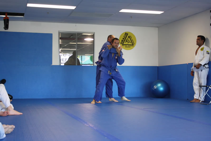 gracie Jiu-Jitsu technique