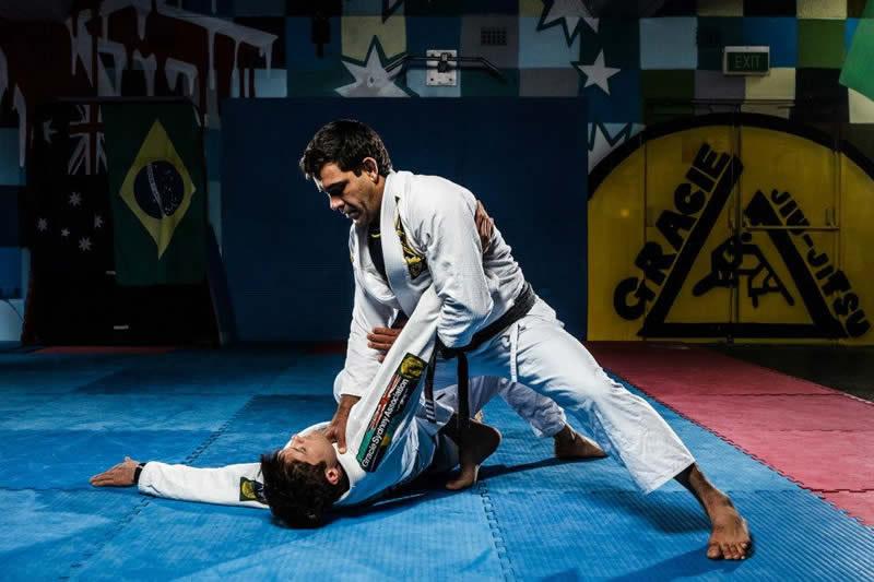 marcos nevel brazilian Jiu-Jitsu castle hill