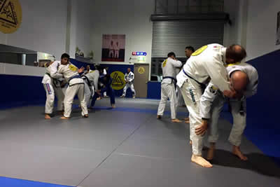 gracie castle hill adults Jiu-Jitsu classes