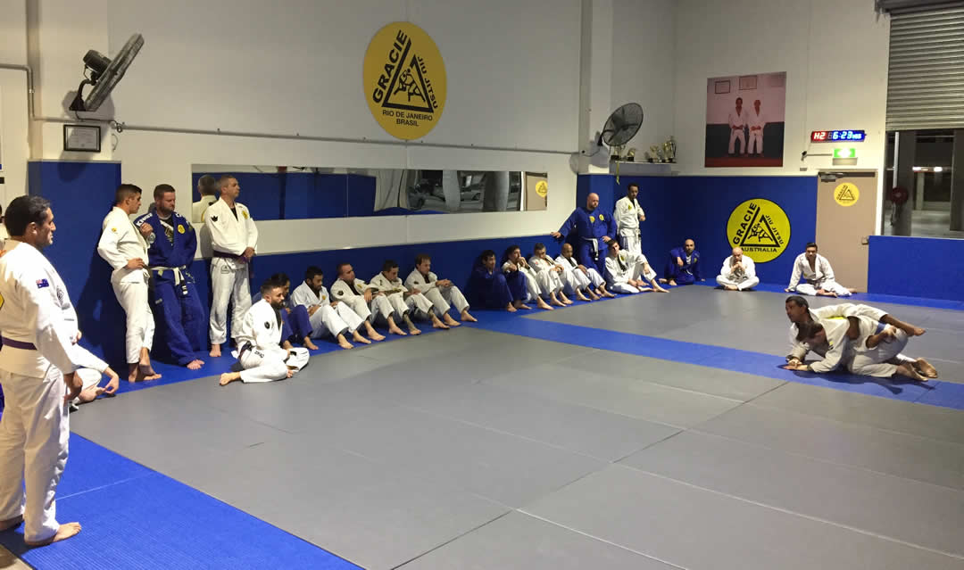 gracie castle hill brazilian Jiu-Jitsu adults
