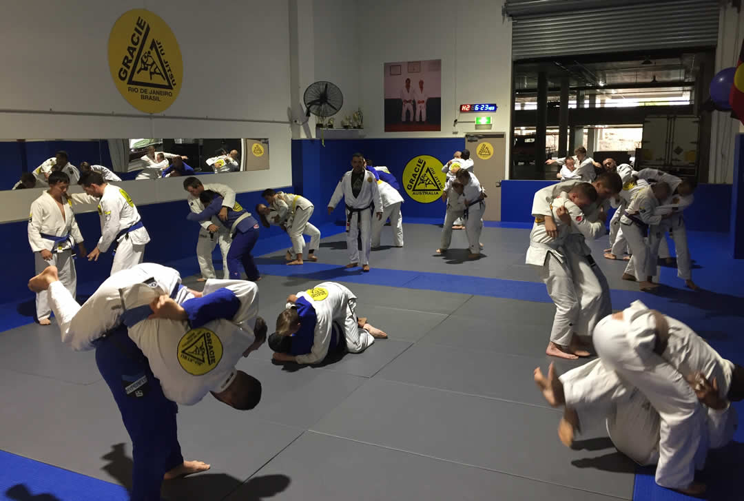 gracie castle hill brazilian Jiu-Jitsu academy